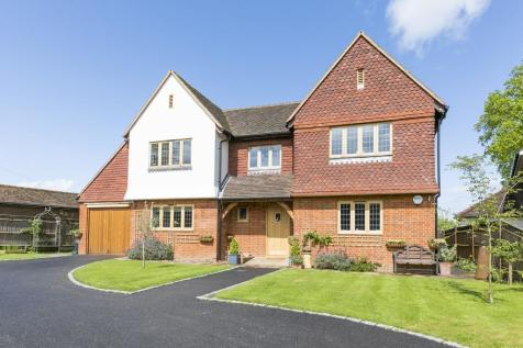 The Street, Compton, Guildford, Surrey. 5 bedroom detached house for sale