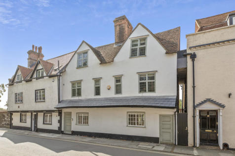 Quarry Street, Guildford. 5 bedroom town house