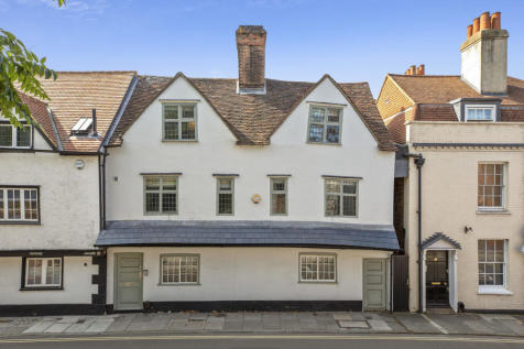 Quarry Street, Guildford. 5 bedroom town house for sale