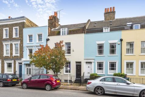 Greenwich South Street London SE10. 4 bedroom terraced house