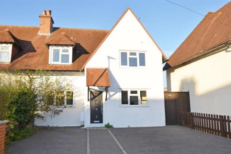 Mays Road, Teddington. 3 bedroom semi-detached house