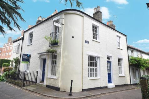 Sion Road, Twickenham, TW1 3DR, London - End of Terrace / 3 bedroom end of terrace house for sale / £1,110,000