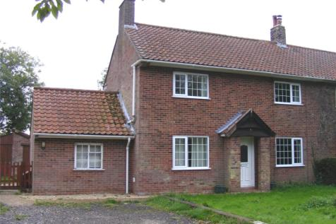 Old Hall Cottages, The Street, Colton, Norwich. 3 bedroom semi-detached house