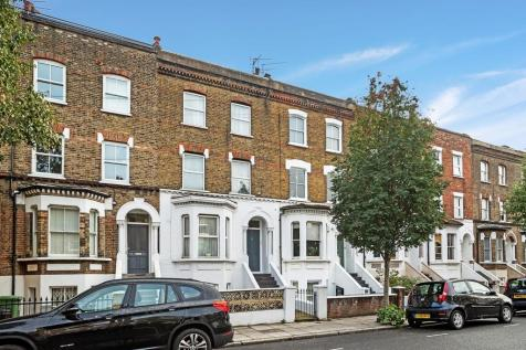 St. Thomas's Road, London. 4 bedroom terraced house for sale