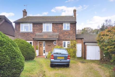 Abbots Ride, Farnham. 4 bedroom detached house for sale