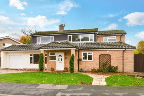 Glynswood, Boundstone, Farnham. 5 bedroom detached house for sale