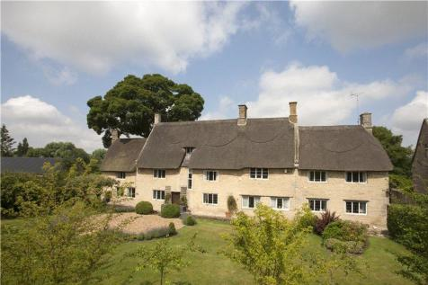 Manor Road, Sulgrave, OX17. 5 bedroom detached house