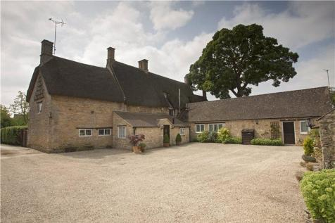 Manor Road, Sulgrave, OX17. 5 bedroom detached house for sale