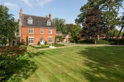 Toft, Dunchurch, Rugby, Warwickshire, CV22. 7 bedroom detached house for sale