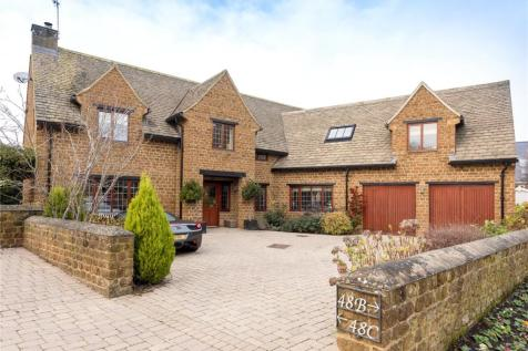 Main Road, Middleton Cheney, Banbury, Oxfordshire, OX17. 5 bedroom detached house for sale