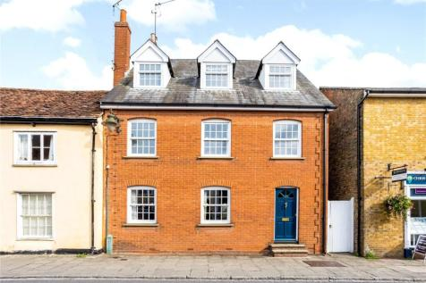 High Street, Buntingford, Hertfordshire, SG9. 6 bedroom detached house