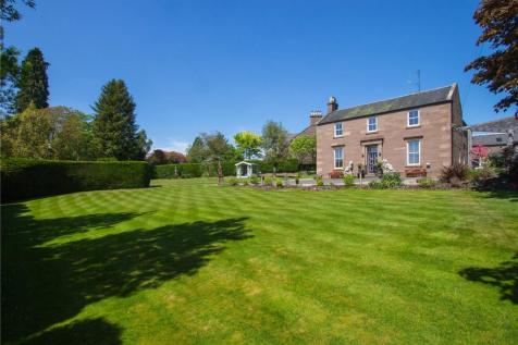 Airlie House, 20 Airlie Street, Brechin, Angus, DD9. 7 bedroom detached house for sale