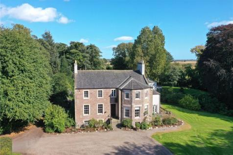 Broomley House & Lodge, By Montrose, Angus, DD10. 5 bedroom house for sale