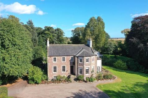 Broomley House, By Montrose, Angus, DD10. 5 bedroom house for sale