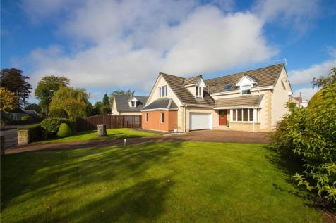 16 North Latch Road, Brechin, Angus, DD9. 4 bedroom detached house for sale