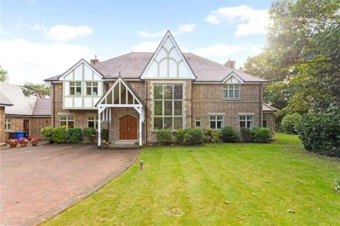 Mornish Road, Branksome Park, Poole, Dorset, BH13. 5 bedroom detached house for sale