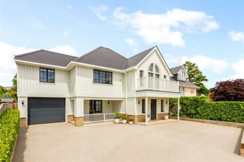 Elms Avenue, Lilliput, Poole, Dorset, BH14. 5 bedroom detached house
