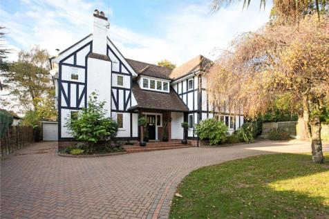 Canford Cliffs Road, Canford Cliffs, Poole, Dorset, BH13. 4 bedroom detached house