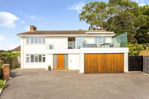Avalon, Lilliput, Poole, Dorset, BH14. 4 bedroom detached house
