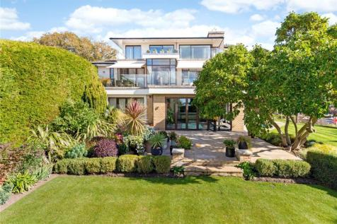 Brudenell Avenue, Canford Cliffs, Poole, Dorset, BH13. 4 bedroom detached house for sale