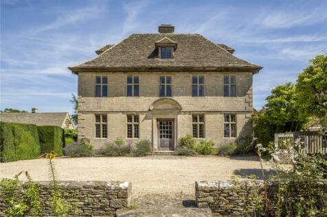 Poulton, Cirencester, Gloucestershire, GL7. 6 bedroom detached house for sale