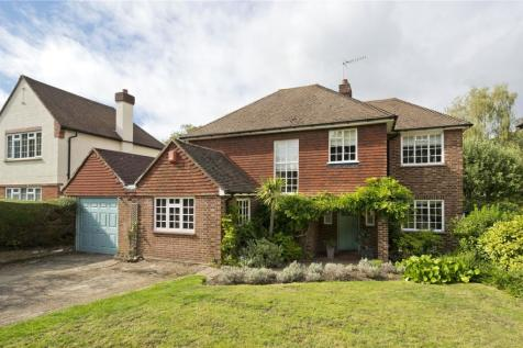 Woodlands Road, Surbiton, Surrey, KT6. 5 bedroom detached house