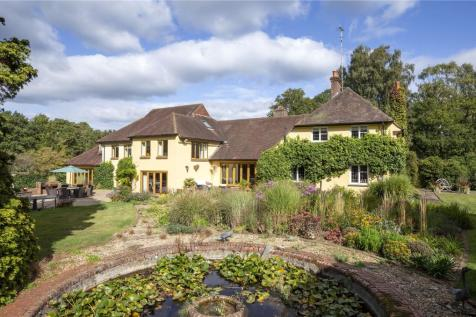 Picketts Hill, Headley, Hampshire, GU35. 7 bedroom detached house for sale