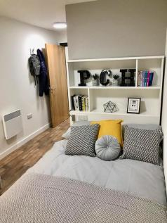 Cross House, Ensuite room. 4 bedroom flat share