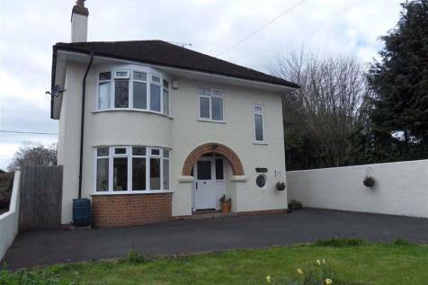 Chepstow Road, Raglan, Monmouthshire. 3 bedroom detached house