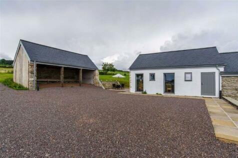 Parc Road, Llangybi, Nr Usk, Monmouthshire. 3 bedroom semi-detached house