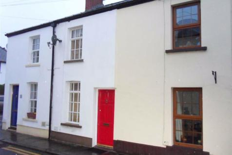 Baron Street, Usk, Monmouthshire. 2 bedroom house