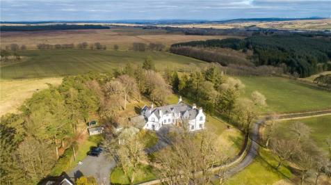 Stobieside House, Strathaven, Lanarkshire, ML10, South Lanarkshire property