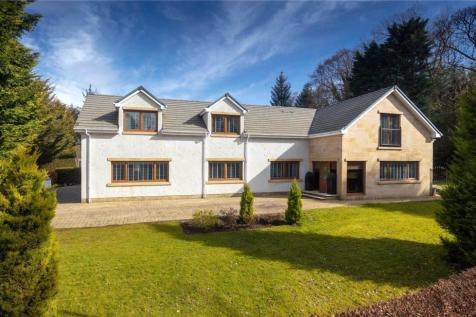 Park Drive, Thorntonhall, Glasgow, G74. 5 bedroom detached house for sale