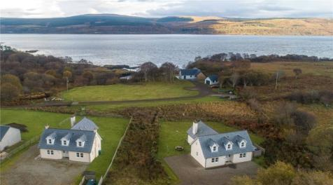 Stag House and Otter House, Aros, Isle of Mull, PA72. 3 bedroom detached house for sale
