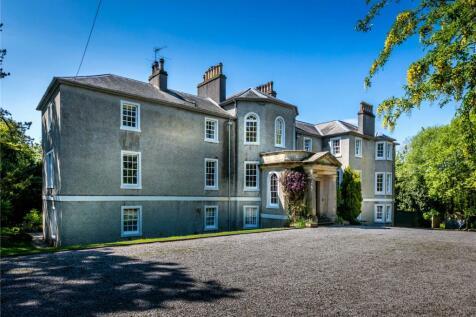 Afton Lodge, Mossblown, Ayr, KA6. 6 bedroom detached house