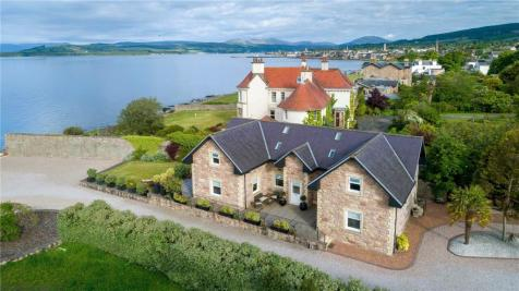 Rockfort, The Gate House, 154 East Clyde Street, Helensburgh, G84. 5 bedroom detached house