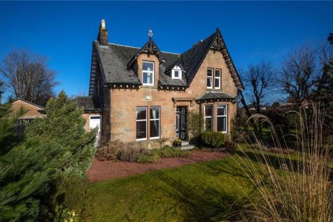 Broombank, 216 Ayr Road, Newton Mearns, Glasgow, G77. Detached house