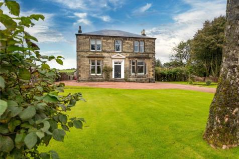 The Manse, Airdrie Road, Caldercruix, Airdrie, ML6. 4 bedroom detached house