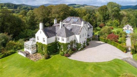 Carstramon House, Gatehouse of Fleet, Castle Douglas, Kirkcudbrightshire, DG7. 7 bedroom detached house