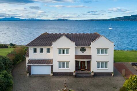 Leapmoor Drive, Wemyss Bay, Renfrewshire, PA18. 5 bedroom detached house for sale