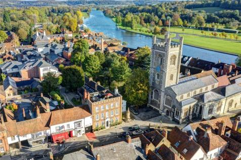 Hart Street, Henley-on-Thames, Oxfordshire, RG9. 6 bedroom house for sale