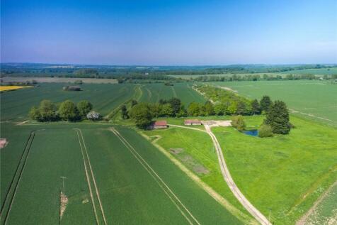Cutbush Farm, Ashill, Thetford, Norfolk, IP25. Land for sale