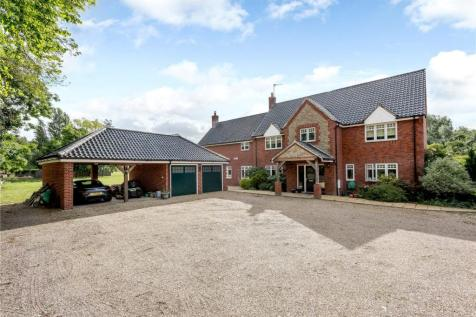 Frogs Hall Lane, Norwich, NR1. 5 bedroom detached house for sale
