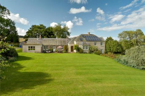 Hilltown Of Mause, Blairgowrie, Perthshire, PH10. 5 bedroom detached house