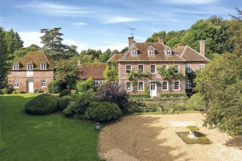 Cholderton, Salisbury, SP4. 7 bedroom detached house for sale