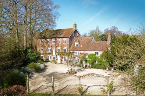 High Street, Wylye, Warminster, Wiltshire, BA12. 5 bedroom detached house for sale