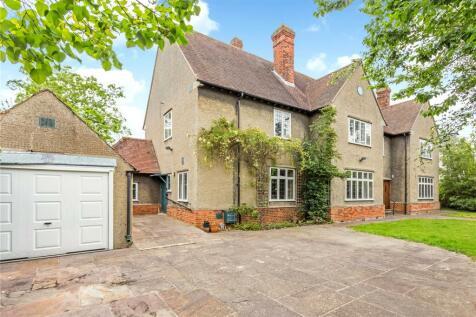 Northmoor Road, Oxford, OX2. 6 bedroom detached house