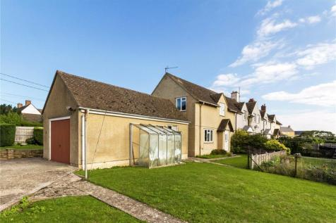 Combe Road, Stonesfield, Witney, Oxfordshire, OX29. 3 bedroom end of terrace house
