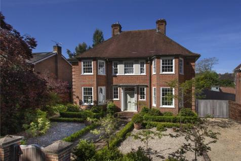 Charlbury Road, Oxford, OX2. 5 bedroom detached house for sale