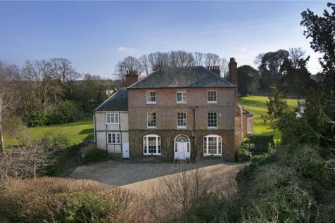 Church Street, East Hendred, Wantage, Oxfordshire, OX12. 8 bedroom detached house for sale